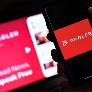 Leaked Parler Data Points to Users at Police Stations, U.S. Military Bases