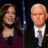 Vice President Mike Pence calls Vice President-elect Kamala Harris to congratulate her, offer assistance