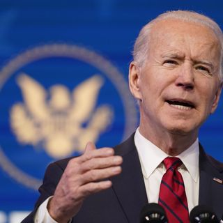 Biden: We'll 'manage the hell' out of feds' COVID response