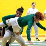 'I love being a part of history:' How New Jersey's first women's college wrestling team is breaking barriers