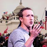Parler backlash overshadows Facebook's major role in fueling Capitol riot, watchdog groups say