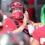 "Bruce Arians plans no extra ""risk it"" on Sunday - ProFootballTalk"