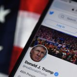 Misinformation dropped dramatically the week after Twitter banned Trump