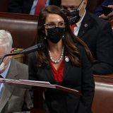 Communications director for gun-toting congresswoman quits