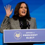 Harris To Resign Her Senate Seat Monday As She Prepares For Vice Presidency