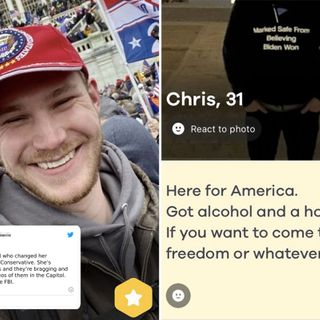 Women honey-trap Capitol rioters by matching on Bumble to send info to FBI
