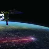 Japanese asteroid-sampling probe begins long trek to next space rock