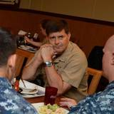 In surprise move, admiral tapped to lead U.S. Navy declines job, retires instead