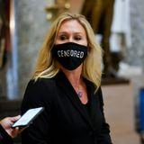 Live politics updates: Twitter temporarily suspends account of Rep. Marjorie Taylor Greene