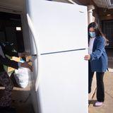 Fort Worth Regulators Target Community Fridges Providing Free Food for People in Need