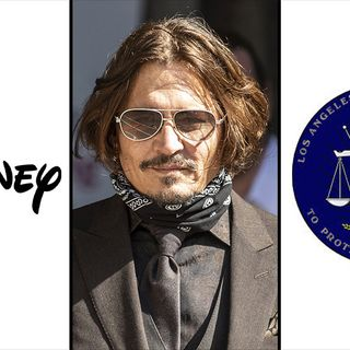 Disney & LAPD Hauled Into Johnny Depp's $50M Defamation Suit Against Amber Heard; Actor Wants Discovery Motion By 'Aquaman' Star Rejected