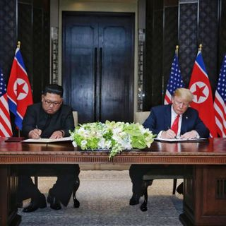 South Korea's Moon hopes US, North Korea can restart nuclear dialogue from Singapore Declaration