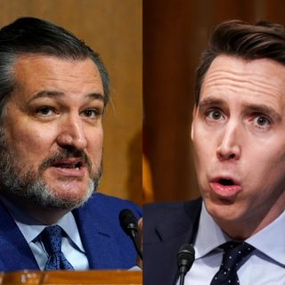 Video urging Josh Hawley and Ted Cruz expulsion viewed 2 million times
