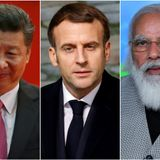 Xi, Macron and Modi to speak at virtual Davos forum, says WEF