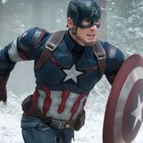 Captain America Creator's Son Disgusted Over Capitol Mob