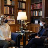 Greek President praises Olympian for breaking sex abuse silence