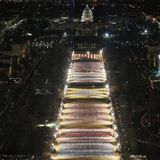 See the 'Field of Flags' planted on the National Mall ahead of Biden's inauguration