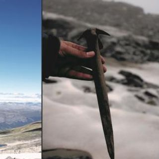 Melting Ice Reveals Lost Viking Mountain Pass | Department of Archaeology