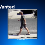 Ocean City Police Searching To Identify Man Wanted In Assault, Attempted Luring Of Juvenile Girl