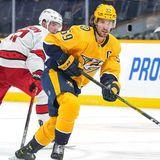 NHL Statement on Tonight's Hurricanes-Predators Game