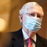 McConnell wants to save filibuster as part of power-sharing deal