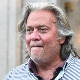 Trump pardons Steve Bannon as one of his final acts in office