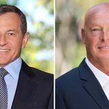 Walt Disney Discloses Pay for Bob Chapek, Bob Iger