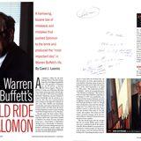 Warren Buffett's Wild Ride at Salomon (Fortune, 1997) – Fortune
