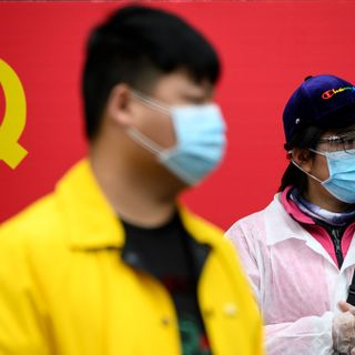 China Is Pushing a Groundless Theory That US Labs Leaked COVID