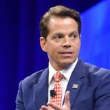 Anthony Scaramucci says even he got an invite to Trump's D.C. sendoff