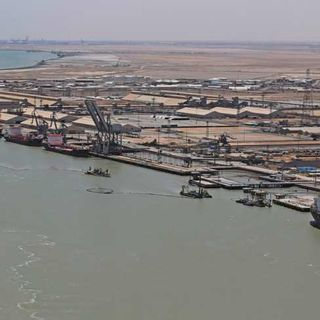 Iraqi port revenue surges as anti-corruption move bears fruit