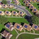 Cheaper solar power means low-income families can also benefit – with the right kind of help