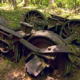 Hiker Discovers Railroad History Hidden In Columbia Gorge