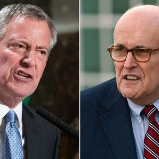 New U.S. Poll: For New Yorkers, Rudy's Not the Worst