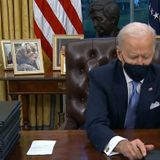 Here Is A Terrifying List Of Biden's First Executive Orders As President