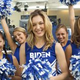 White House Press Corps Wears New Cheerleading Uniforms To Press Briefing