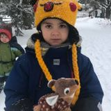 Toy's rescue from frozen canal warming hearts | CBC News