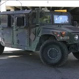 FBI locates armored military Humvee stolen from National Guard facility in Bell