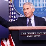 Fauci Refutes Biden Admin Claim that Trump Left 'No Plan' for Vaccine Distribution | National Review