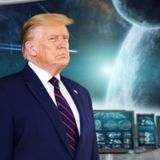 Space Force Carries Out Coup, Trump Declared President Of Space