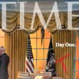 New Time Cover Shows The Utter Chaos Trump Left Behind For Biden