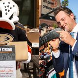 Fowler, Ducks and Significant Others Step Up with Meal Donation Program