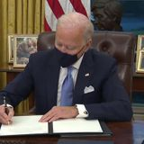 Biden Grants Citizenship To Everyone Who Voted For Him