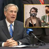 Texas Governor Orders New Arrivals From California To Quarantine For 30 Years