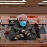 Opinion | Bernie's Mittens