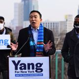 MLK's son, on MLK day, endorses Andrew Yang to be NYC mayor