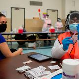 'This Is Crazy:' NYC Pacing to Run Out of Vaccine Friday; State Hospitalizations Top 9,000