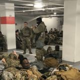 Biden Tells Freezing Troops Sleeping In Garages To Be Patient Until He Can Get Them Shipped To Iraq