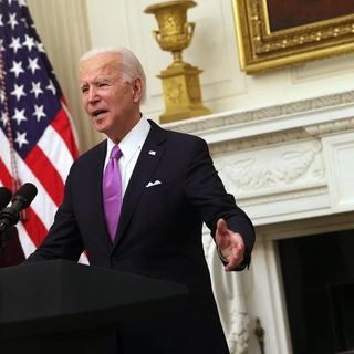 """The GOP Is Complaining That Joe Biden Is Being """"Divisive"""" by Governing Like a Democrat"""