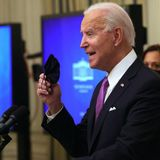 'Mask Up, America': Biden Signs Pandemic Mandates for Traveling and Federal Properties